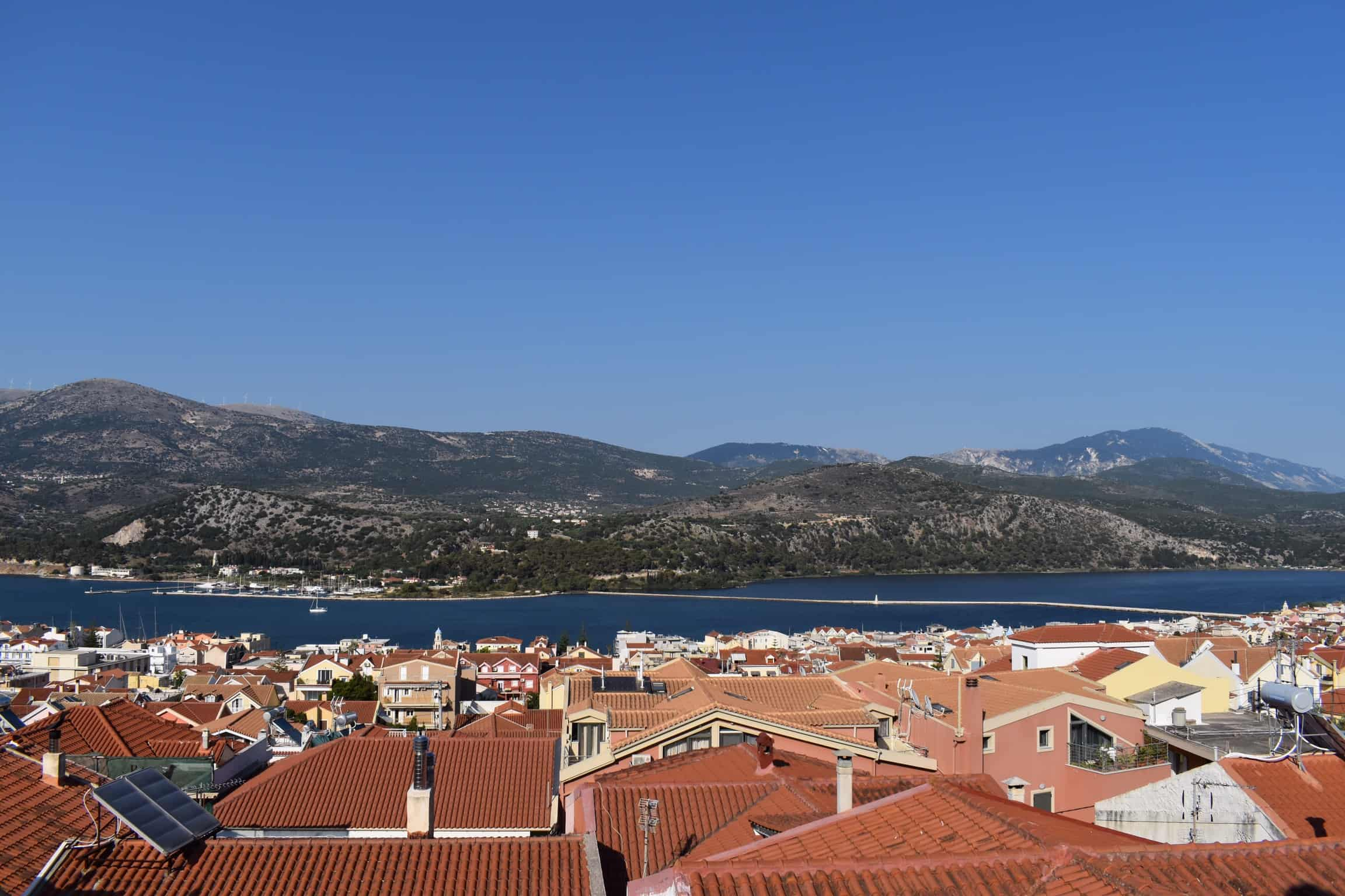 Unique Apartments for sale in Argostoli