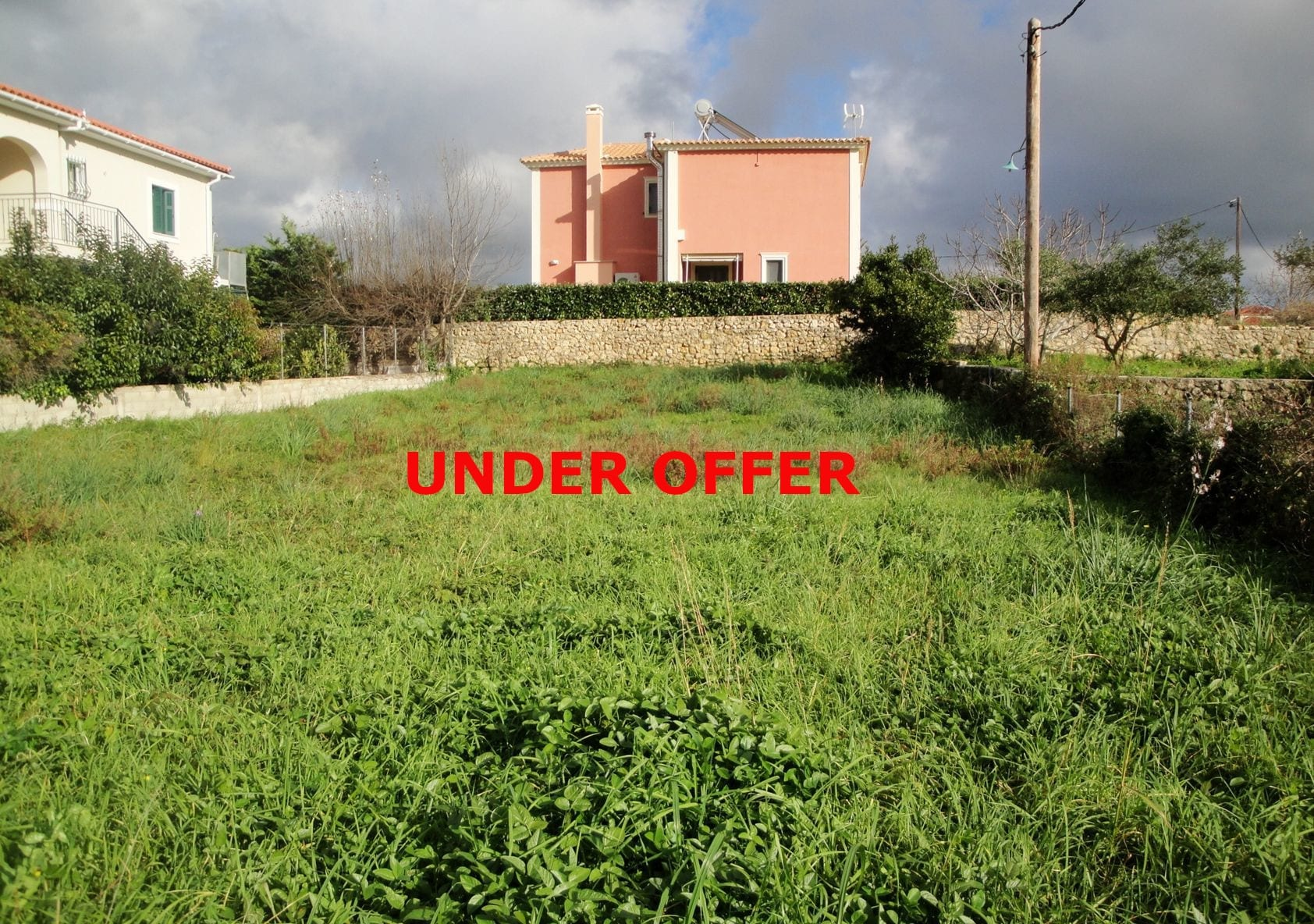 Plot for sale in Lakithra