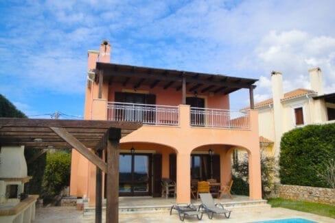 Metaxata villa with pool