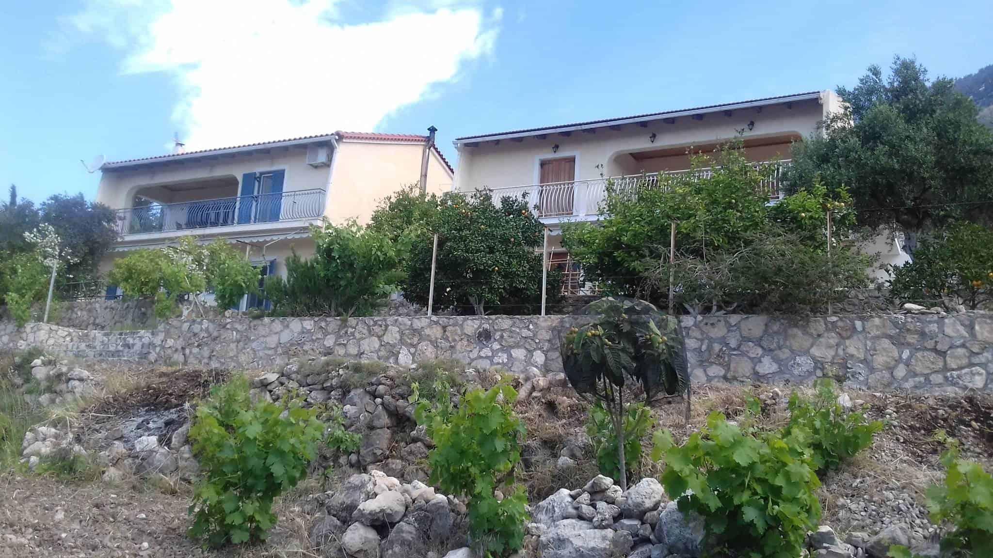Villa for sale in Koroni
