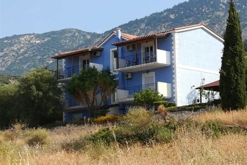 Apartments for sale in Vlachata