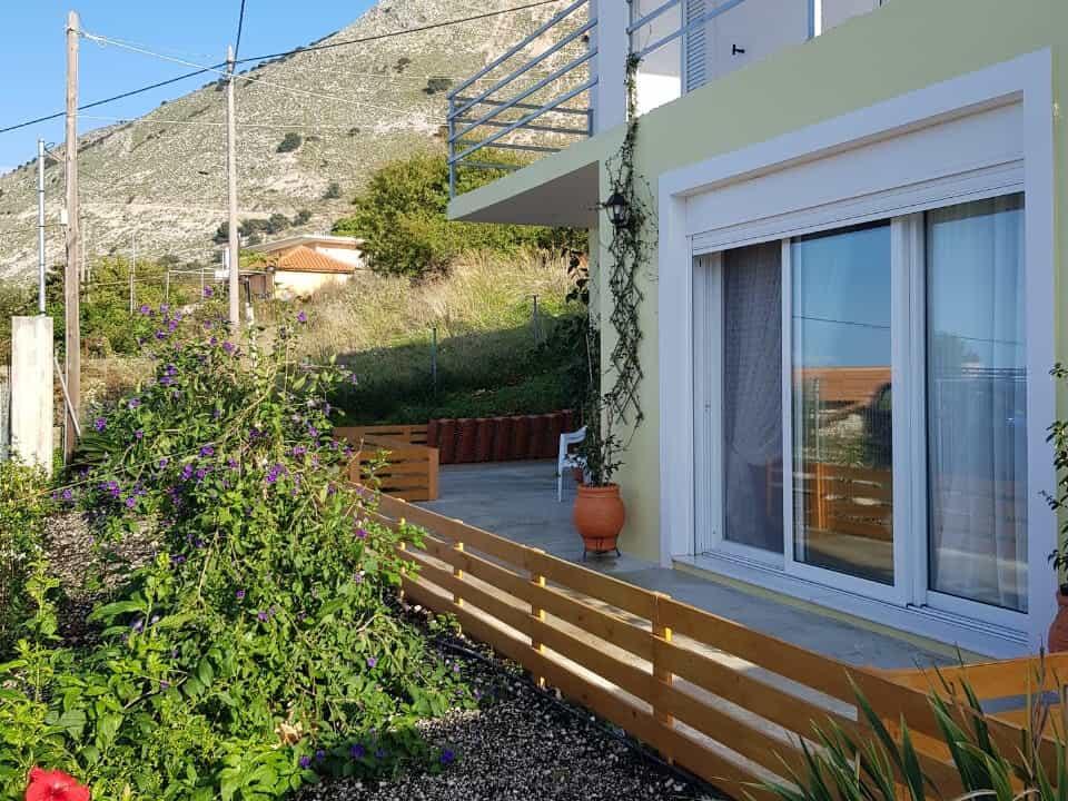 Garden House in Agkonas
