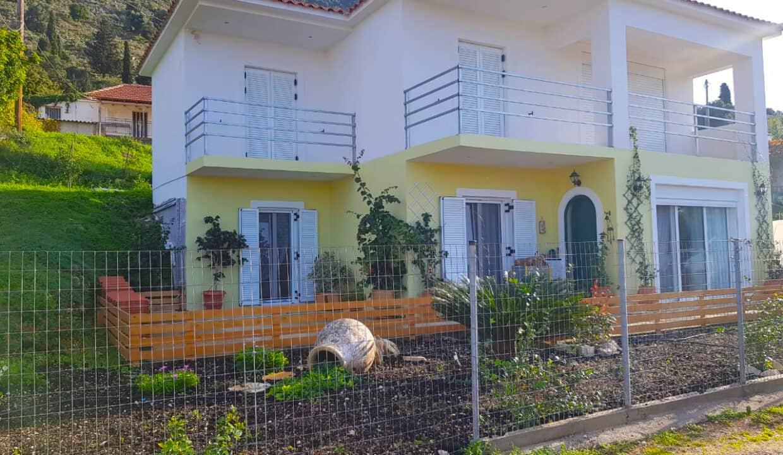House for sale in Agkonas exterior