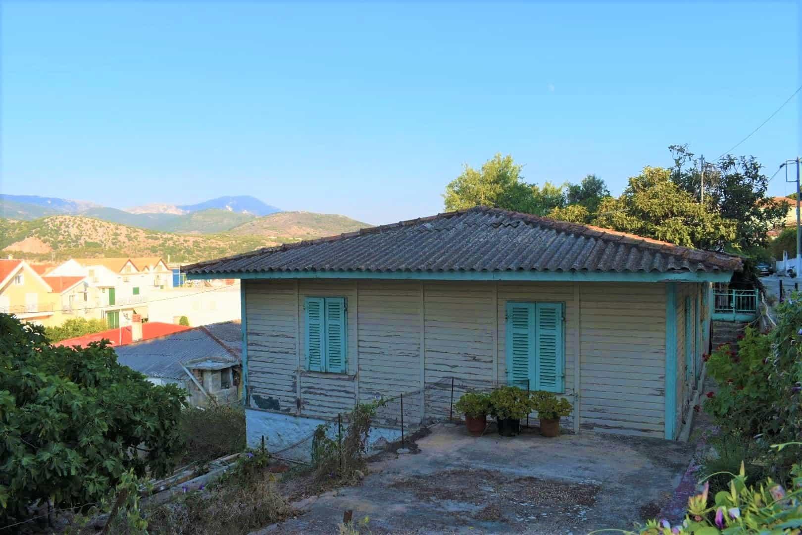 Plot for sale in Argostoli