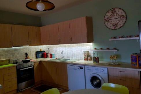 Kitchen House in Agkonas
