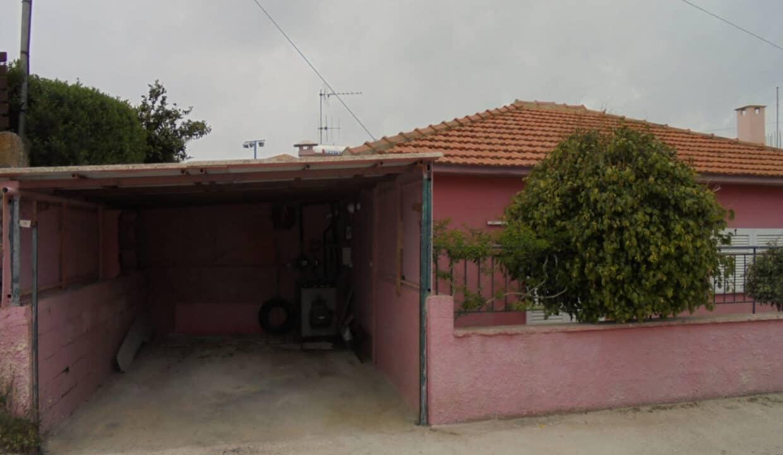 Lakithra house _Garage