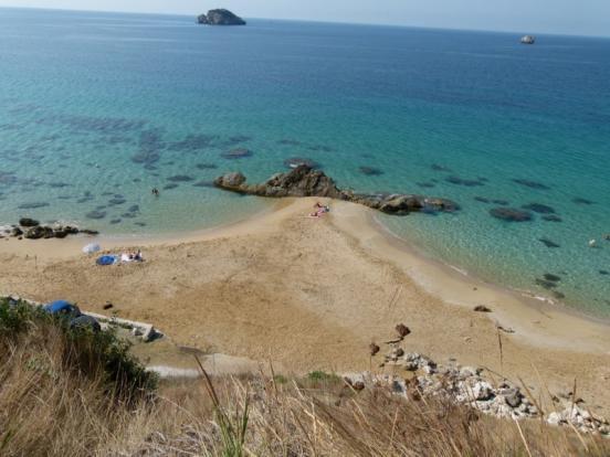 Paliolinos beach