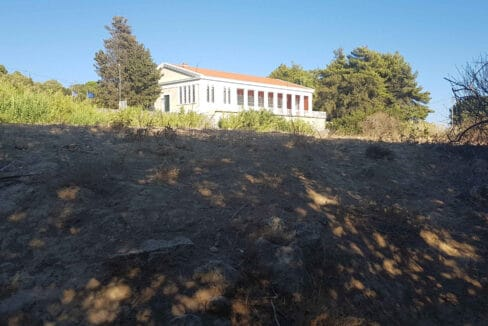 Plot for sale in Kourkoumelata_4