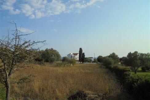 Plot for sale in Svoronata