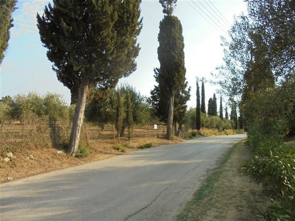 Plot for sale in Svoronata