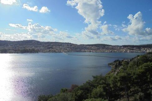 Villa in Koutavos lagoon_views